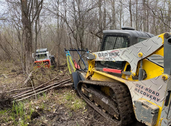 Off-Road Recovery   Quality Truck and Tire   Clare, MI 48617