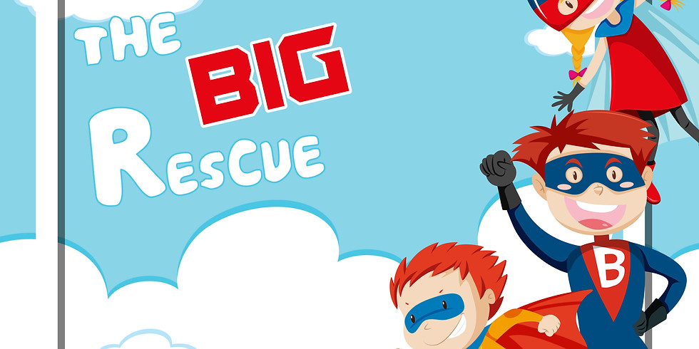 The Big Rescue Easter Club