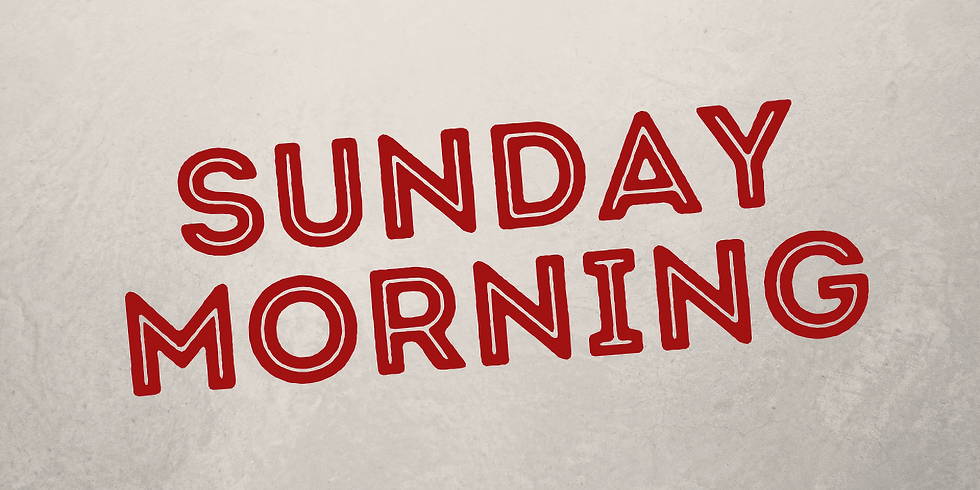 Sunday Teaching