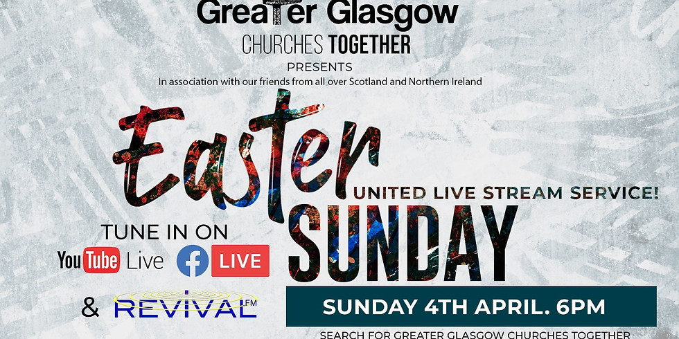 Greater Glasgow Churches Together Easter Service