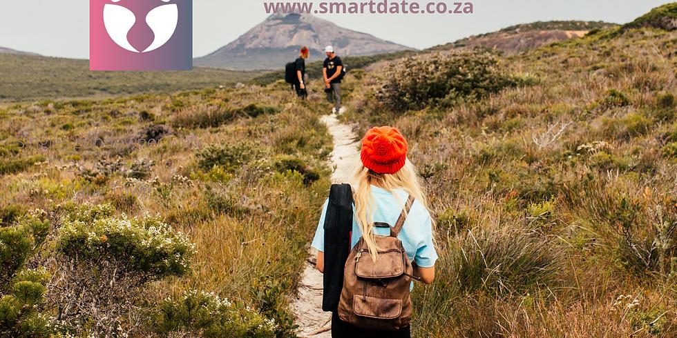 Singles sundowner hike Cape Town