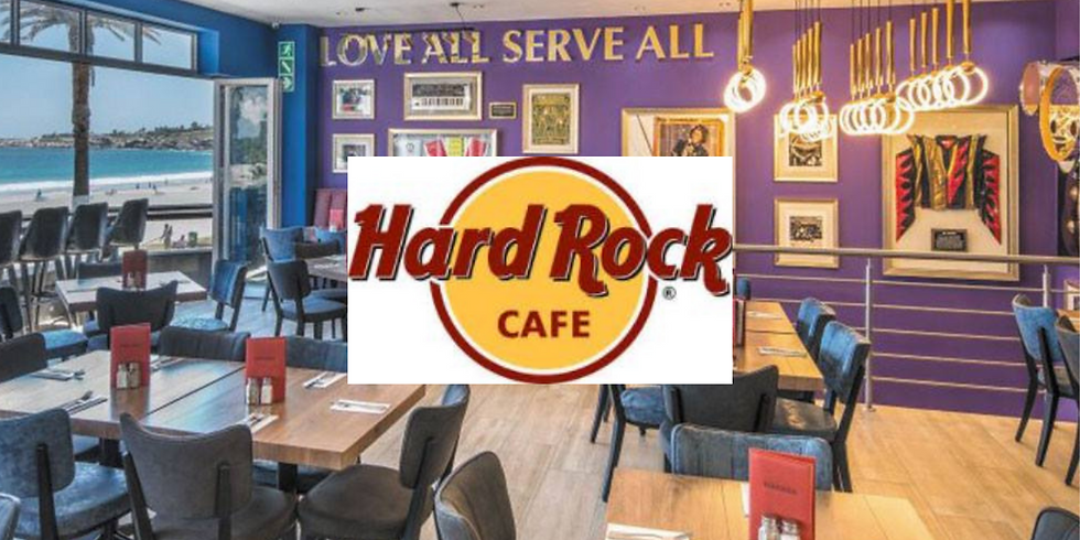 Hard Rock Cafe Speed dating (ages 24-37)