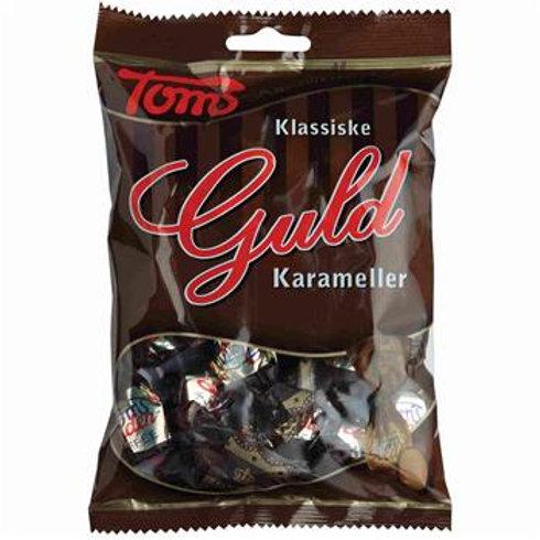 Toms Guldkarameller 150g