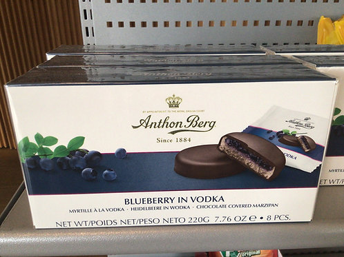 Anthon Berg Blåbær i vodka