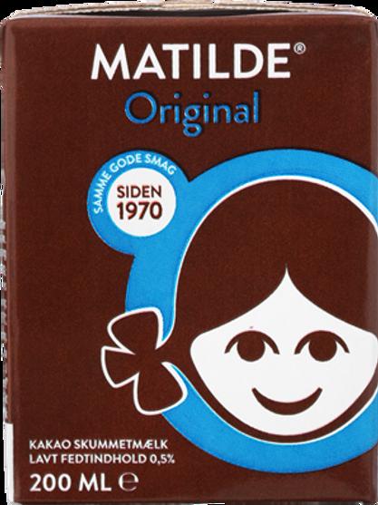 Mathilde kakaomælk 200ml