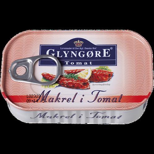 Makrel I Tomat