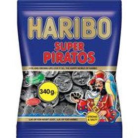 Haribo Super Piratos 340g