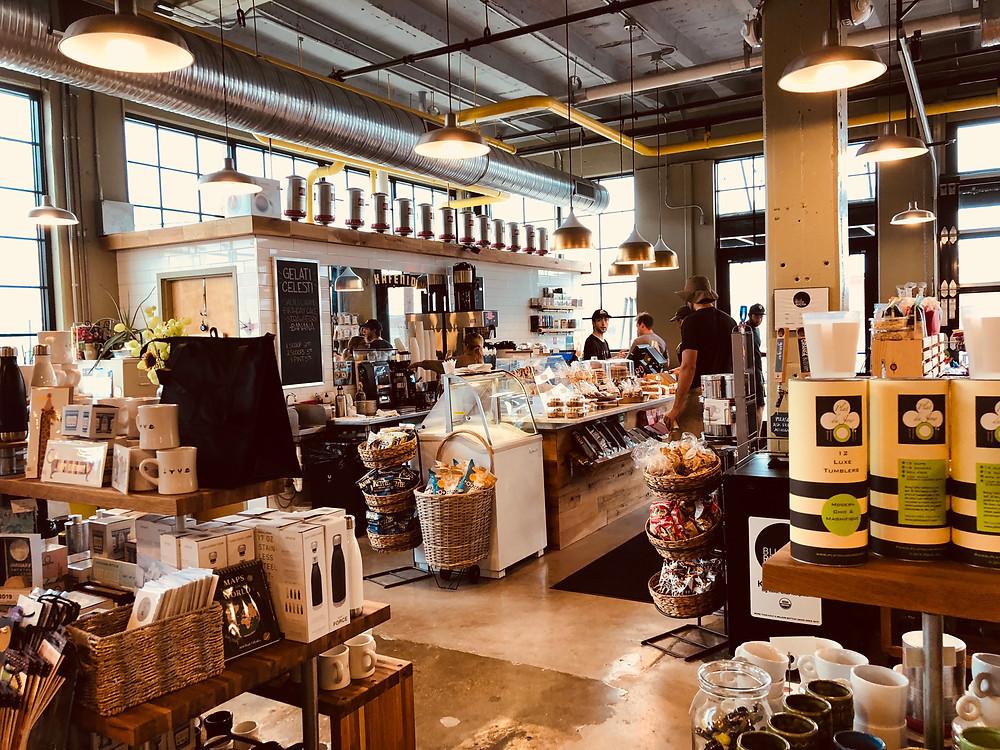 Stella's, Roseneath, Handcraft, Scott's Addition, PermitZIP, Metro Electric.
