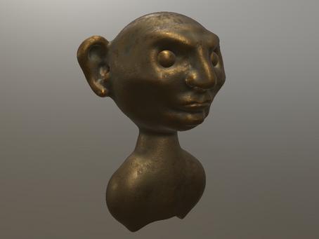Term 1 - Week 5 - 3D Sculpting