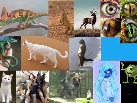 Term 2 - Week 12 - Character Bestiary