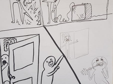 Term 2 - Week 11 - Animated Sketch Book