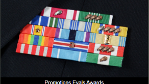 How to write awards in the Army