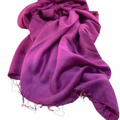 Nepalese Pashmina Scarf - Purple