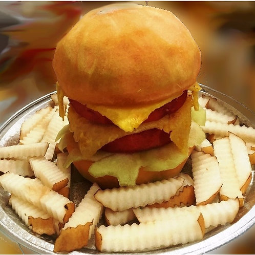 "Fruit ""Burger"""