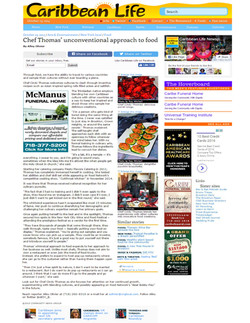 Caribbean Life Article
