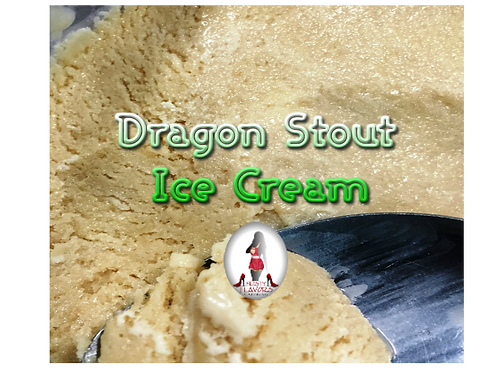 Dragon Stout® Ice Cream