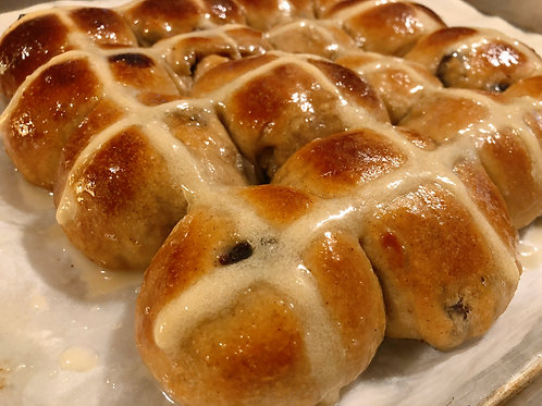 Hot Cross Buns(6)