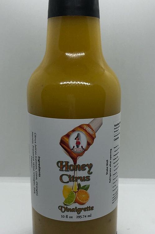 Honey Citrus Vinaigrette 10oz