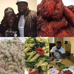 Sunday Dinner with 50 Cent