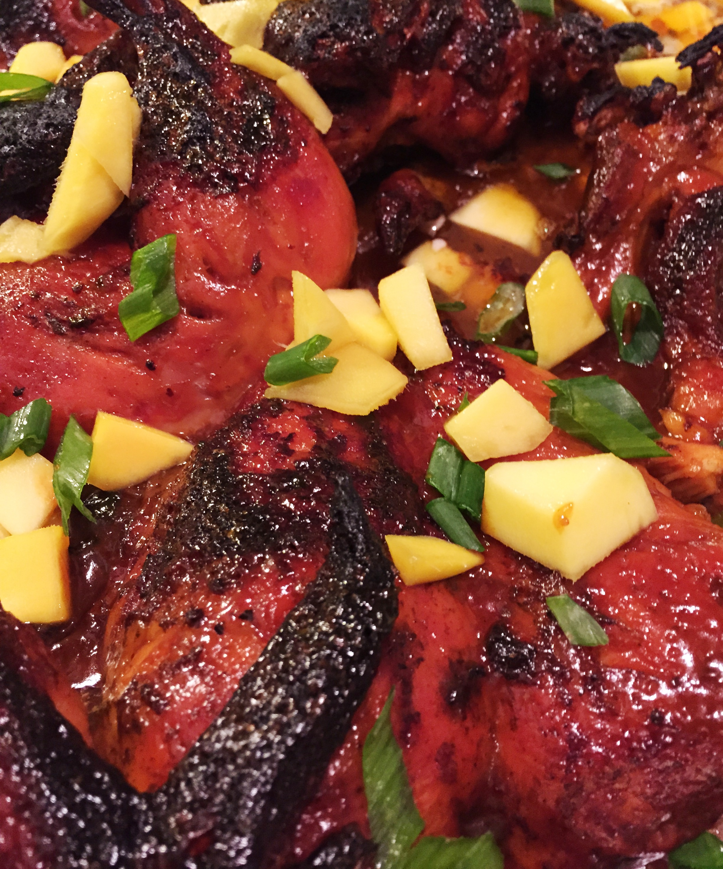 Mango BBQ Chicken