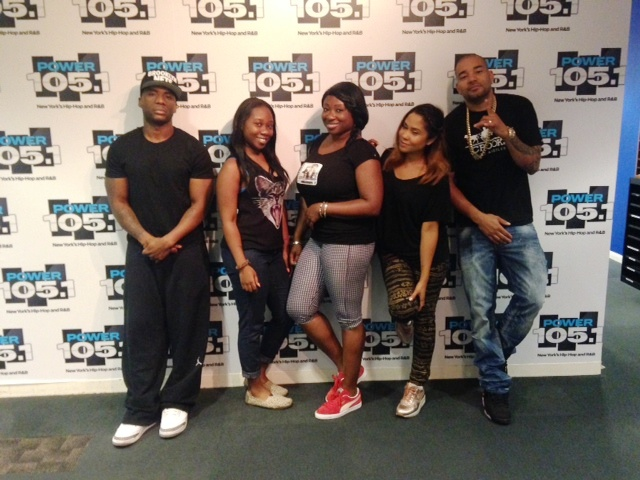 Power 105 Breakfast Club