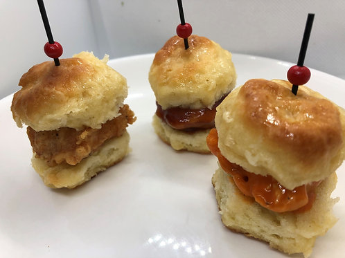 Mini Chicken Biscuits(24)