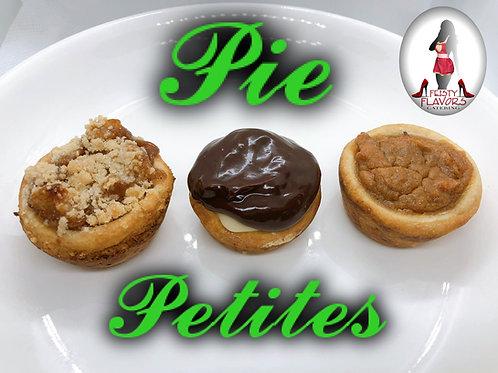 Pie Petites(3 Dozen)