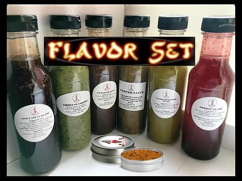 Flavor Set