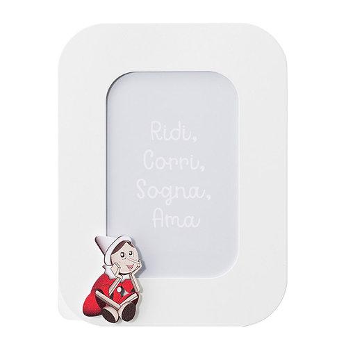 Portafoto Pinocchio – 20,6 x 15,6 cm