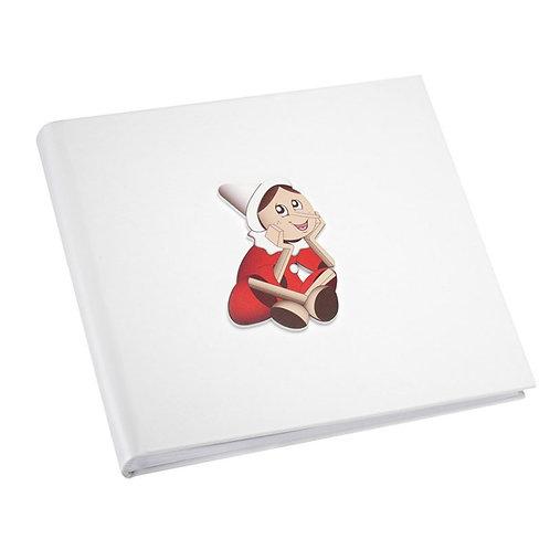 Album Nascita Pinocchio 30x30cm