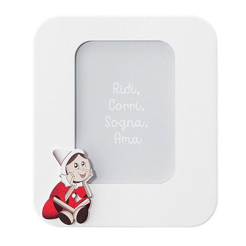 Portafoto Pinocchio – 22x25cm