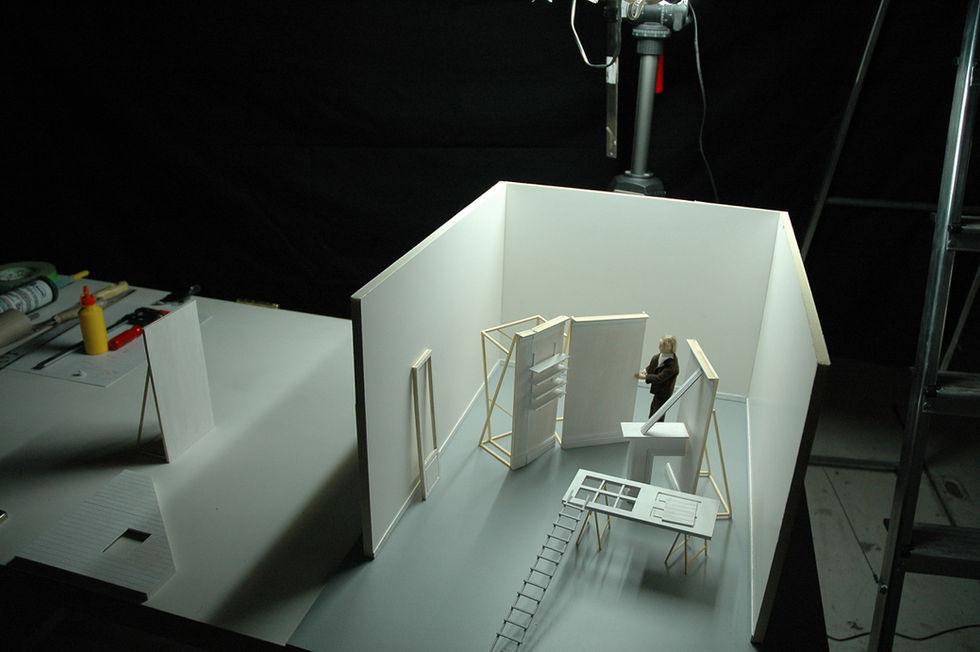 STUDY FOR PLOT HOLE / 2013