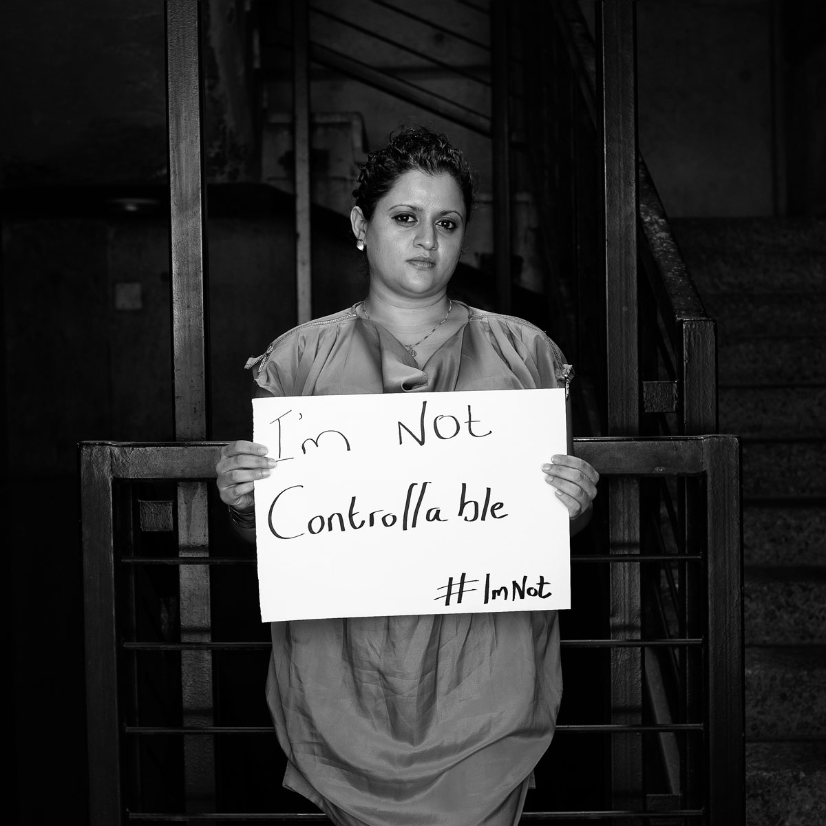 #Imnot controllable
