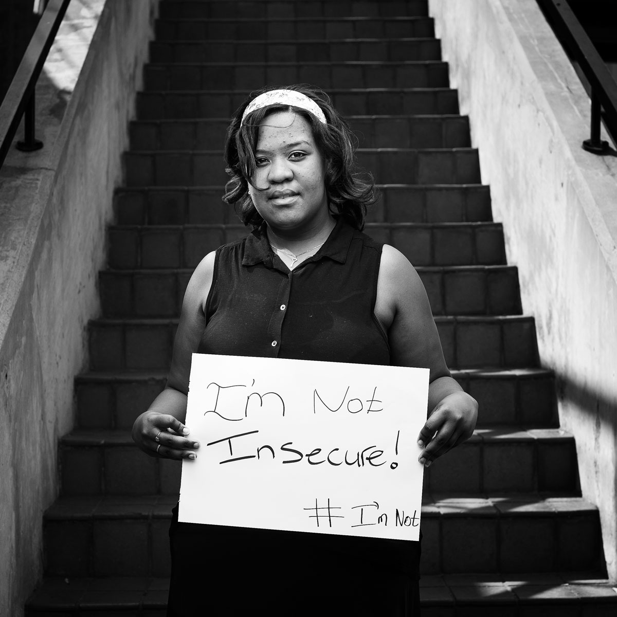 #Imnot insecure