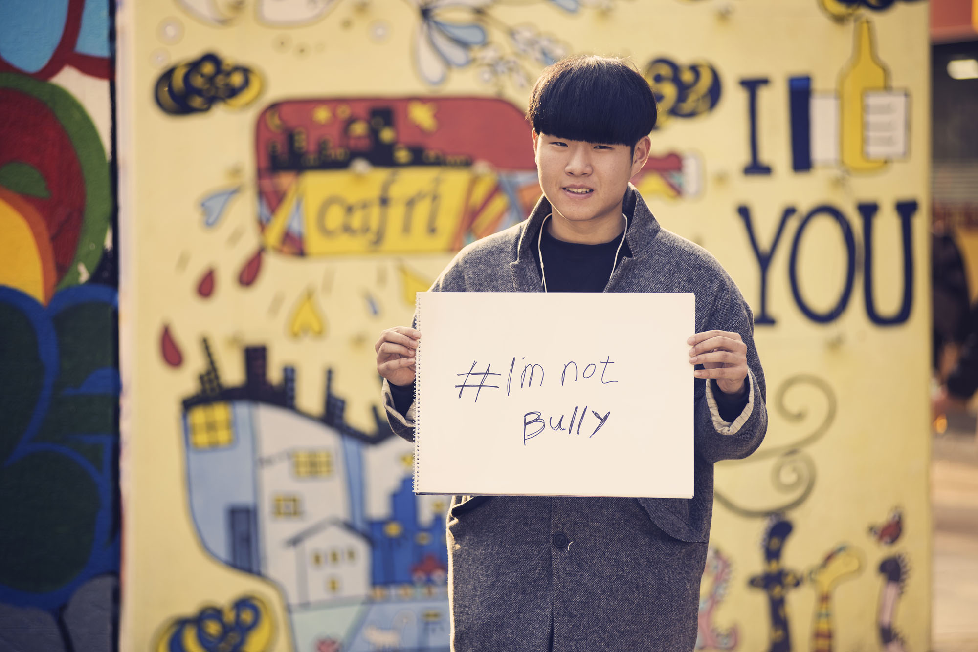 #Imnot a bully