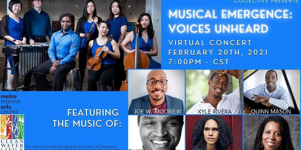 MUSICAL EMERGENCE: VOICES UNHEARD