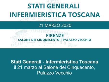 Partecipazione di SIIET agli Stati Generali dell'Infermieristica Toscana.