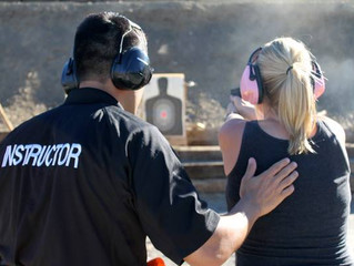 Delta Tactical Training Group and Hook Line and Sinker Team up for Women's Firearm Course