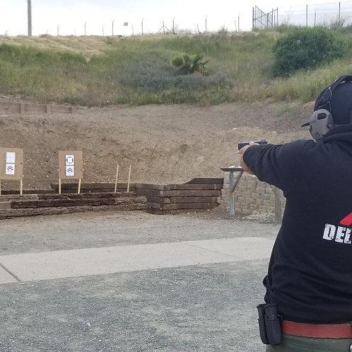 Range Day for Pistol