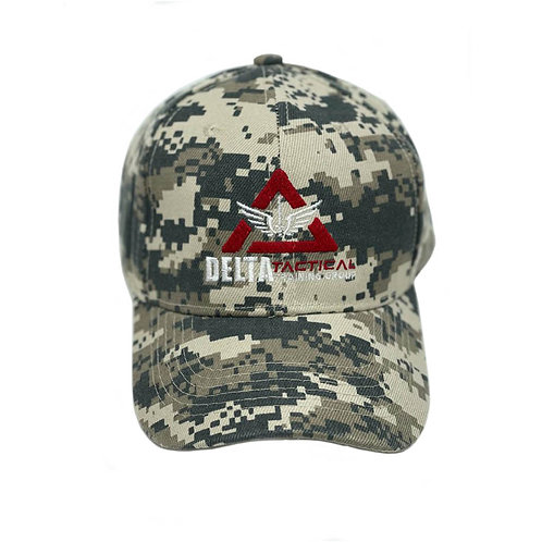 Delta Tactical Digital Camo Ballcap