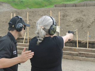 Delta Tactical Training Group teaches responsible use of guns