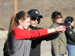 Delta Tactical Training Group Offering Firearm Training for New Shooters
