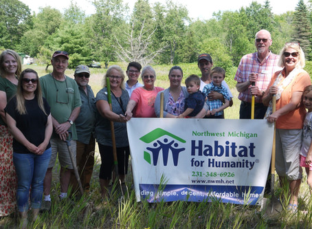 Northwest Michigan Habitat Prepares for Open Enrollment