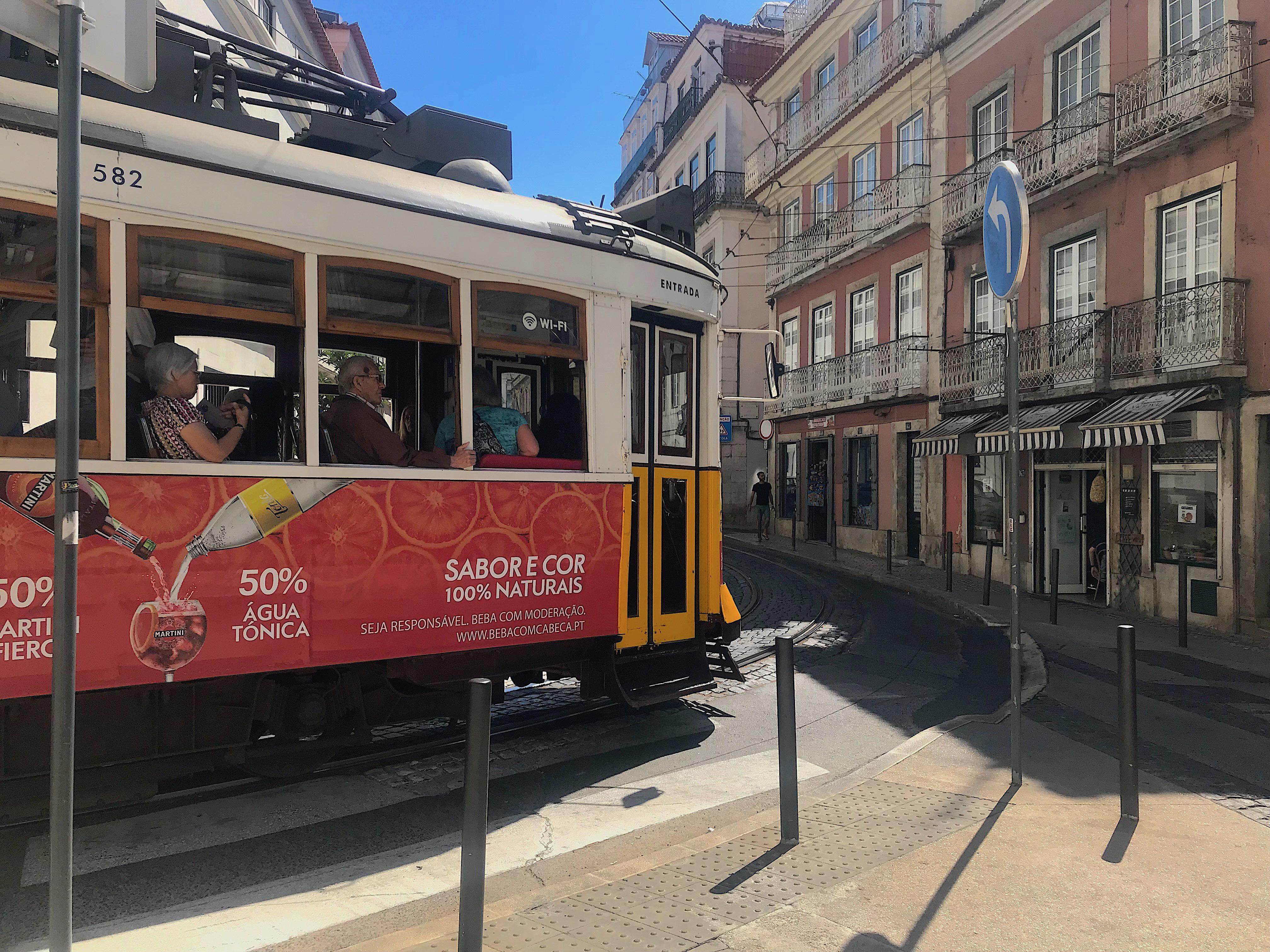 Silva tram