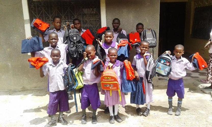 Wishing the Hope Children all the very b