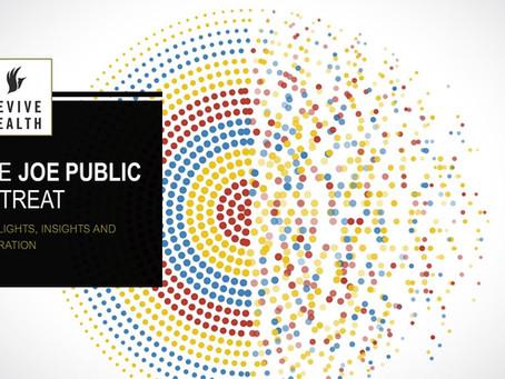 Joe Public 2020: Insights and inspirations