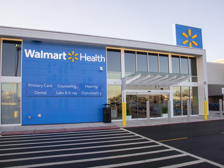 Walmart Health: Fear the revolution or embrace the evolution?