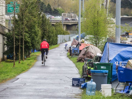 Reflecting on homelessness in Portland