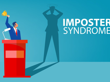 How to fight off imposter syndrome to keep your career momentum and personal growth going strong