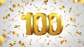 Celebrating a milestone: Lessons learned from 100 blog posts